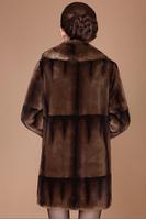 Женская меховая шуба. Модель 1025, фото 3
