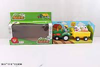 """Игровой набор """"Юнный фермер""""2013 в коробке 36*17*13 см."""