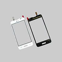 Тачскрин (сенсор) для LG D280 Optimus L65 Dual Sim (white) Orig