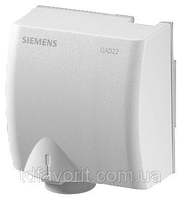 QAD2010 Siemens датчик температуры воды