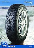 WQ-102 зимние легковые шины под шип Росава