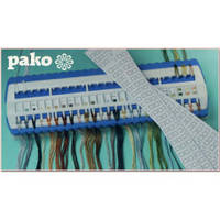 Пластиковый органайзер PAKO для нитей и игл