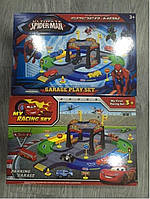 Паркинг SPIDER MAN P3799/P46999 2 вида, в кор 40*5*27,5 см
