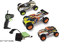 "Машина аккум р/у W3673/76/78GB типа ""Hot Wheels"" пульт на батар."