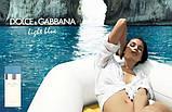 Dolce & Gabbana Light Blue туалетная вода 100 ml. (Дольче Габбана Лайт Блю), фото 7