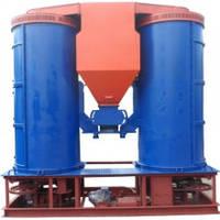 Агрегат по очистке зерна