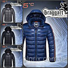 Новая коллекция зимних мужских курток Braggart