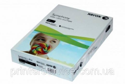 Цветная бумага Xerox SYMPHONY Pastel Blue, (80) A3  500л. (003R91953)