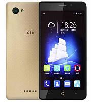 Смартфон ZTE Blade A601 черный и золотой