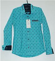 Стильная рубашка для мальчика( подросток),Турция