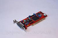 """Низкопрофильный многоканальный аудиорегистратор """"AMUR-PCI-A-08-LP"""""""