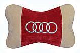 Подушка для шеи подголовник Бабочка, фото 3