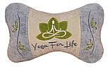 Подушка для шеи подголовник Бабочка, фото 4