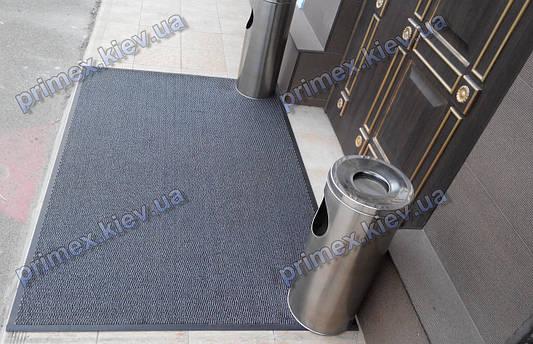 Ковер грязезащитный Стандарт 120х180см. цвет темно-серый