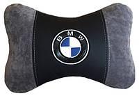 Автомобильная подушка для шеи подголовник Бабочка