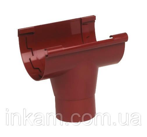 Водосточные воронки Nicoll 25 красный