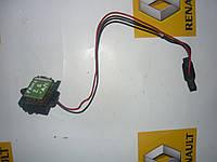 Резистор печки (реостат -A/C) Renault Trafic / Vivaro 1.9dci 01> (OE RENAULT)