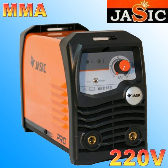 Сварочный инвертор Jasic ARC-160