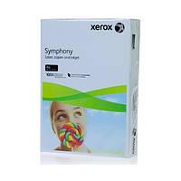 Цветная бумага Xerox SYMPHONY Pastel Blue (160) A4 250л., фото 1