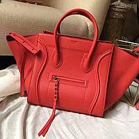 Кожаная сумка Селин Фантом Celine Phantom