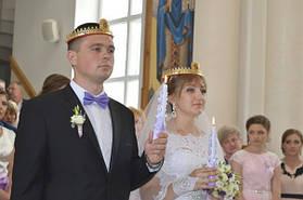 Венчальные церковные свечи