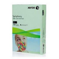 Цветная бумага Xerox SYMPHONY Pastel Green (160) A4 250л., фото 1