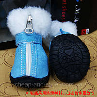 """Сапоги для собак """"MR. Shoes"""" (Зима). Обувь для собак крупных пород."""