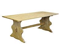 Стол деревянный, сосна (натуральное дерево)