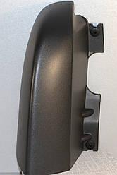 Молдинг задней двери (верхний, левый, стандартная крыша, без стеклоочистителя) на Opel Vivaro 2001-> —91165734
