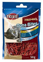 Лакомство для котов Trixie Tuna Bites (тунец+курица) 50 гр
