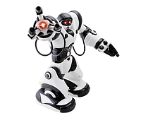 Робот Roboactor на радиоуправлении сенсорный 36см: светодиоды, 32 комбинации движений