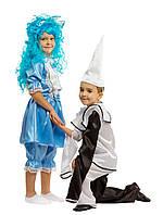 Детский новогодний костюм пьеро
