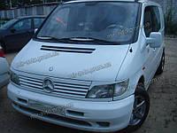 Реснички на фары Mercedes Vito (1996-2003)