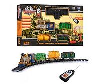 Детская железная дорога Joy Toy 0622/40353 Золотая стрела, 21 деталь