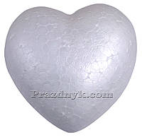 Сердце из пенопласта
