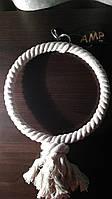 Веревочное кольцо для птиц, 12 см