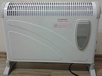 Конвектор з вентилятором Luxell turbo lx 2910, 2 кВт