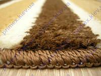 Набор ковриков для ванной комнаты коричнево-бежевый. Коврик для ванной Киев