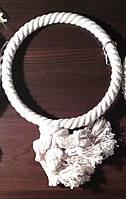 Веревочное кольцо для птиц, 18 см