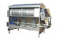 Сельскохозяйственная машина очистки зерна