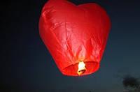 Небесные фонарики купола (сердца)