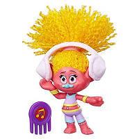 Trolls DJ Suki Collectible Figure - троль Ді-Джей Звук, 10 см ( Тролли, Тролль Ди-Джей Звук, Hasbro B7348 )