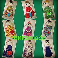 Пакетница Vikamade Зайка в платье