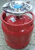 """Газовый комплект """"Пикник-Italy"""" RUDYY Rk-6, 15л"""
