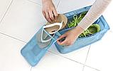 Дорожный органайзер для обуви, сумочка-органайзер для обуви, кофр для обуви, фото 4
