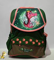 Ранец Рюкзак школьный каркасный ортопедический Tiger SPOTTY CUTES 2604