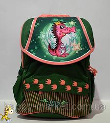 Рюкзак шкільний ранець каркасний ортопедичний Tiger SPOTTY CUTES 2604