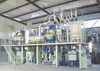 Сельскохозяйственная машина очистки сортировки зерна