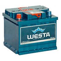 Аккумулятор WESTA 6СТ-50A 490