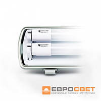 Светильник IP65  EVRO-LED-SH-40 c Led лампами 6500К (2*1200мм)